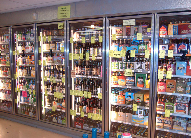Craft Beer Collection in Murphysboro, IL at the Southern Illinois Liquor Mart