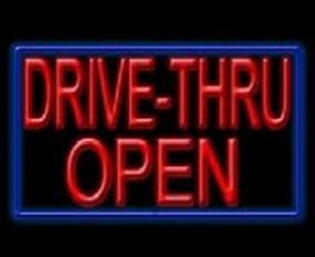 Each Illinois Liquor Mart location features a convenient drive thru window.